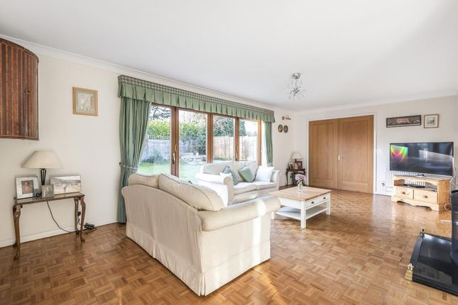 Thumbnail Detached bungalow for sale in Orchard Close, Shiplake Cross, Henley-On-Thames