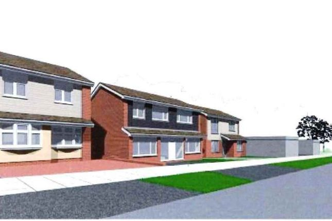 Thumbnail Land for sale in Building Plot, 24 Bramingham Road, Luton, Bedfordshire