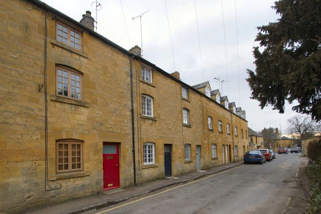 Thumbnail Terraced house to rent in East Street, Moreton-In-Marsh