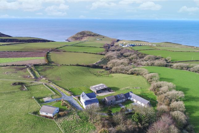Thumbnail Barn conversion for sale in Ffynnon Grog, Mwnt, Ferwig, Cardigan