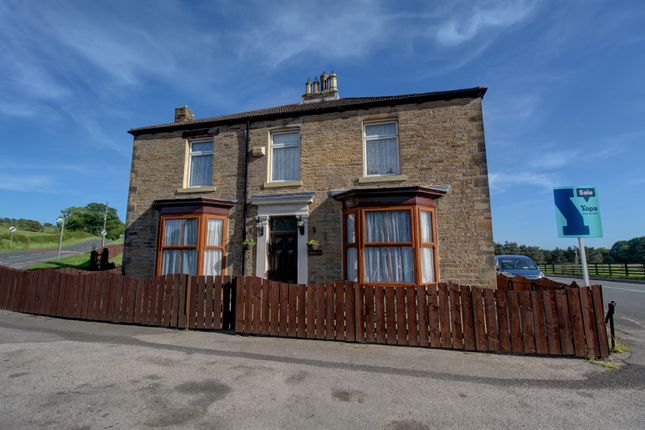 Thumbnail Detached house for sale in Valley Terrace, Howden Le Wear, Crook