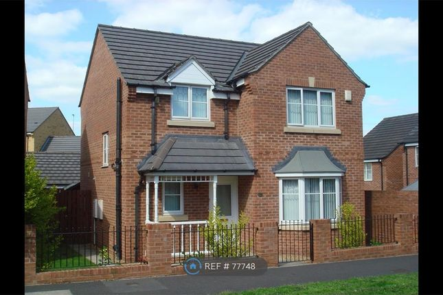 Thumbnail Detached house to rent in New Village Way, Morley, Leeds