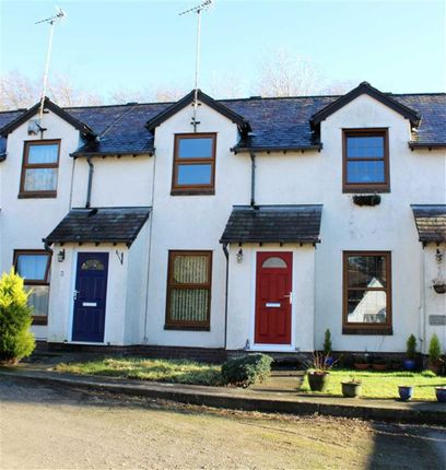 Thumbnail Terraced house to rent in Leete Mews, Cadole, Flintshire