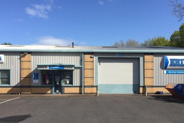 Industrial to let in Unit 4 Littlers Point, Trafford Park, Manchester