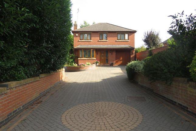 Thumbnail Detached house for sale in Federation Avenue, Desborough, Kettering