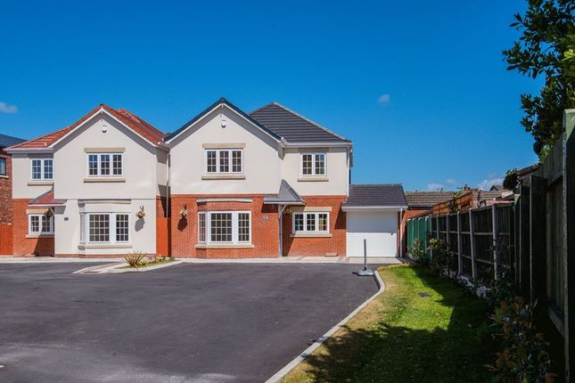 Thumbnail Detached house for sale in The Cloisters, Tarleton, Preston