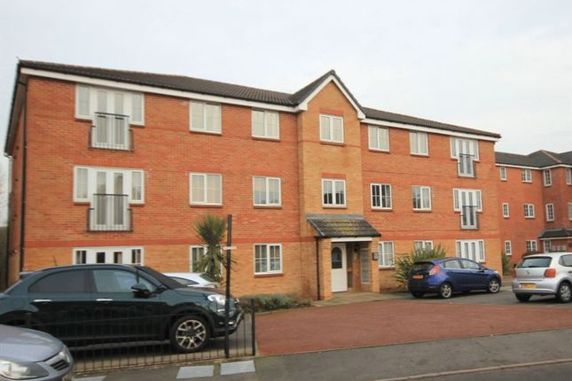 Thumbnail Flat for sale in Trent Bridge Close, Trentham, Stoke-On-Trent
