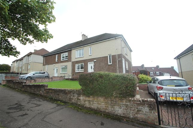 Thumbnail Property for sale in Crowwood Road, Calderbank, Airdrie