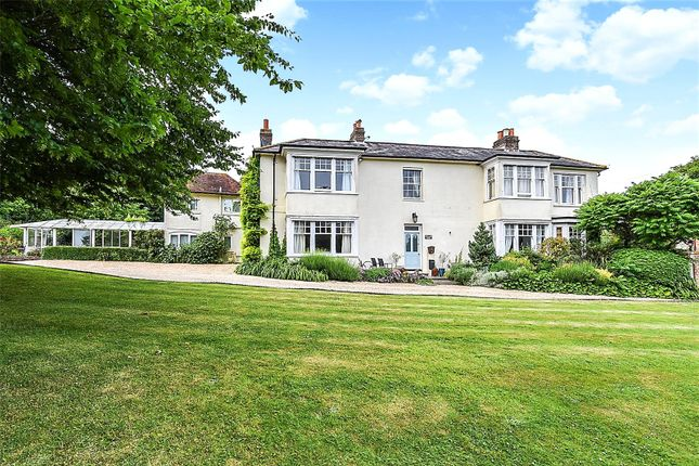 Thumbnail Detached house for sale in Top Road, Slindon, Arundel, West Sussex