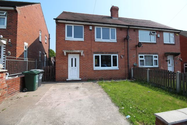 Thumbnail Semi-detached house to rent in Grove Road, Wath Upon Dearne