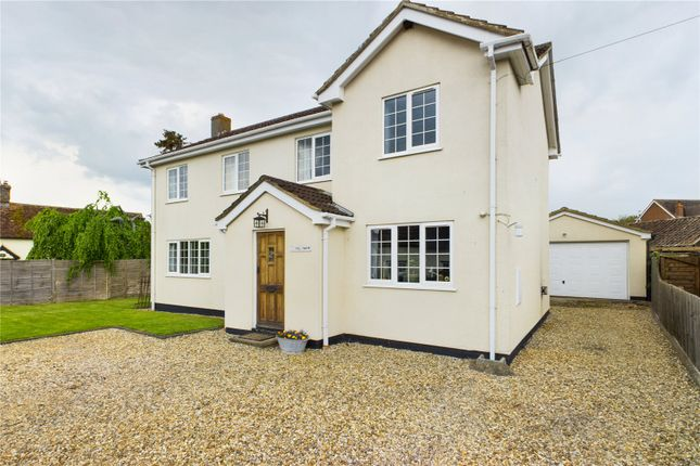 Thumbnail Detached house for sale in Royston Road, Litlington, Royston