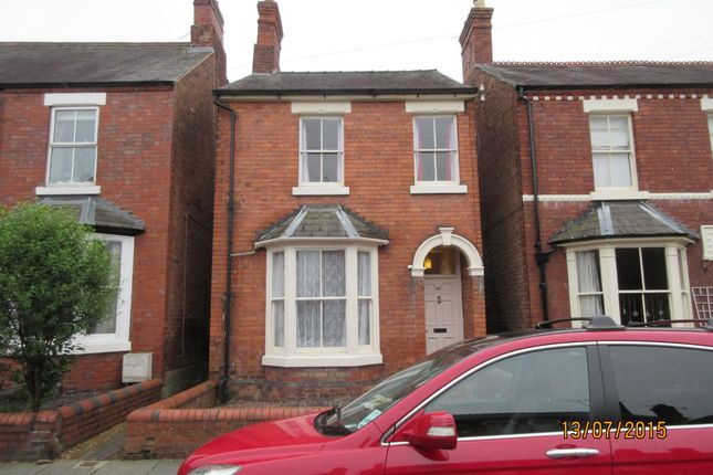 Thumbnail Detached house to rent in Canon Street, Shrewsbury