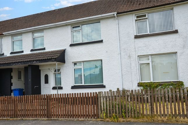 Thumbnail Terraced house for sale in Killycor Avenue, Claudy, Londonderry