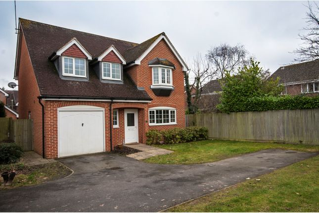 Thumbnail Detached house for sale in The Laurels, Woodley