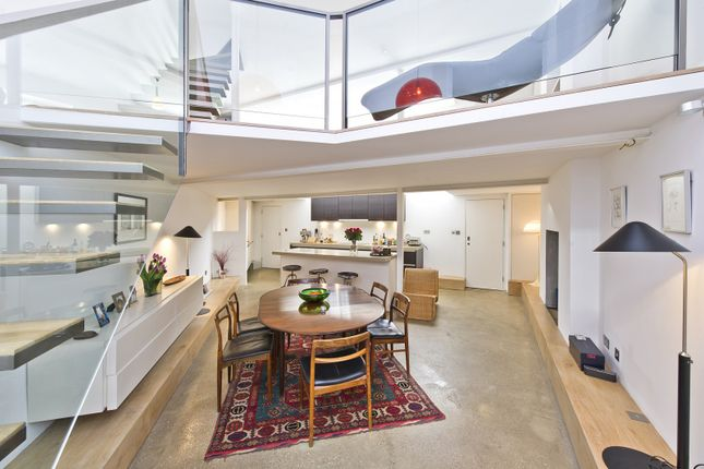 Thumbnail Flat for sale in Penzance Place, Holland Park, London