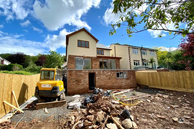 5 bed detached house for sale in The Plantation, Undy, Caldicot NP26