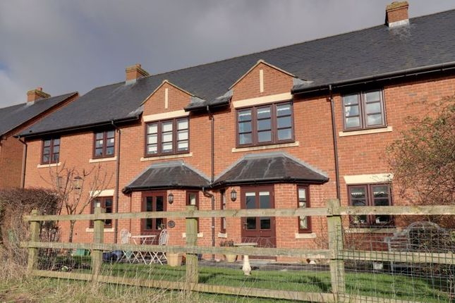 Front Elevation of Old School Court, School Road, Wheaton Aston, Stafford ST19
