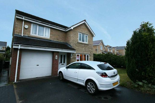 Thumbnail Detached house for sale in Newton Grange, Bishop Auckland, Durham