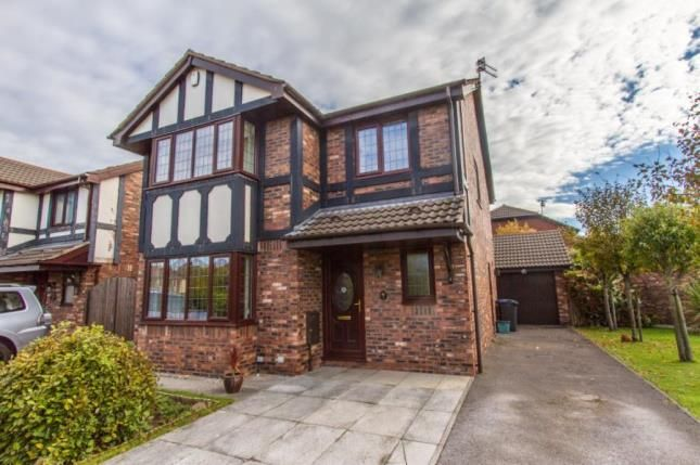 Thumbnail Detached house for sale in Cardinal Place, Thornton-Cleveleys
