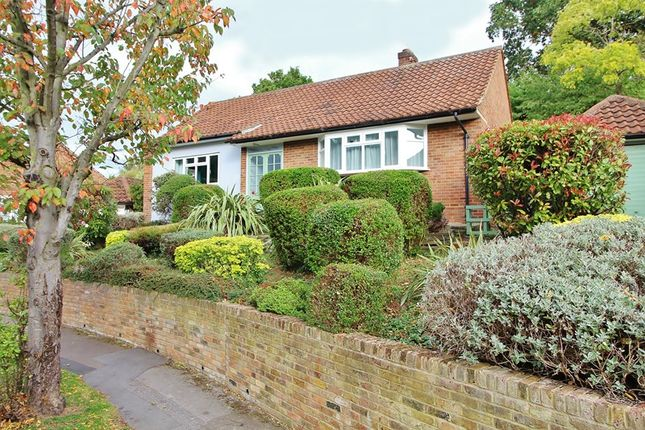 Thumbnail Detached bungalow for sale in The Coppice, Enfield