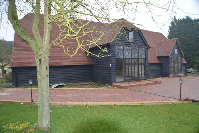 Thumbnail Barn conversion for sale in Little Sampford, Great Sampford