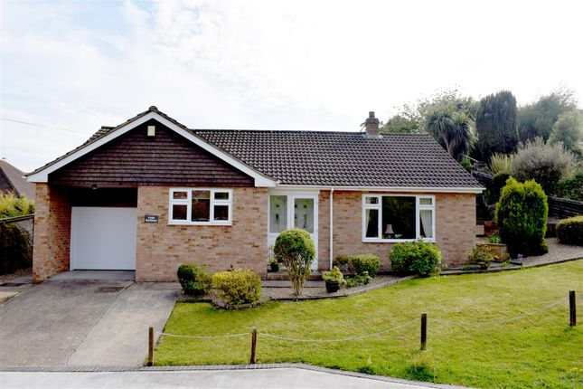 Thumbnail Detached bungalow for sale in London Road, Hythe