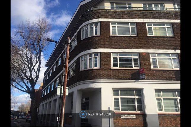 Thumbnail Maisonette to rent in Denmark Road, London