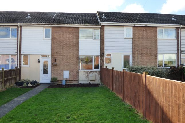 Thumbnail Terraced house for sale in North Road, Winterbourne, Bristol
