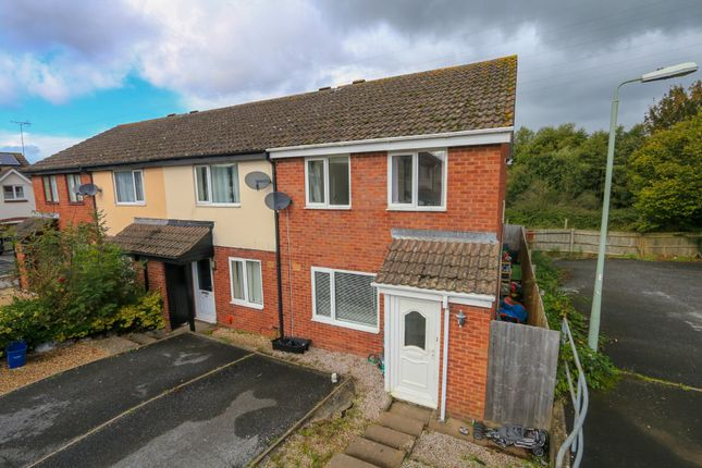 Thumbnail 3 bed end terrace house for sale in Mill End, Kingsteignton, Newton Abbot