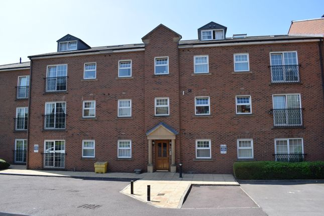 Thumbnail Flat to rent in St Christophers Walk, Bishopsgate, Wakefield