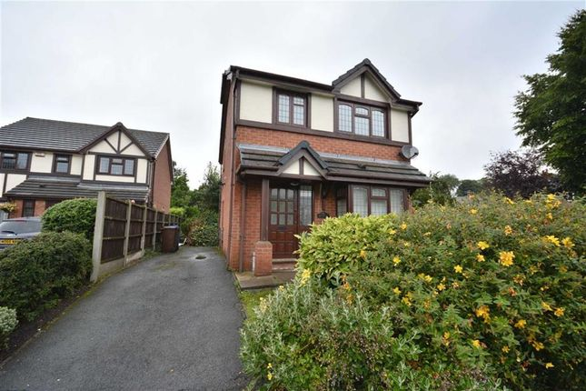 Thumbnail Detached house to rent in The Heys, Prestwich, Manchester