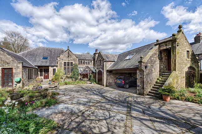 Thumbnail Detached house for sale in Moordale Paddock, Huddersfield Road, Diggle