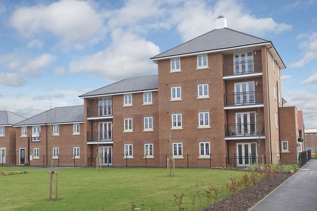2 bed flat for sale in herten way doncaster dn4