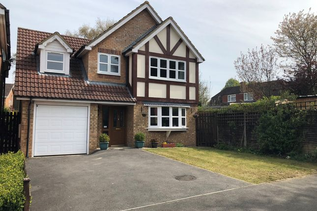 Thumbnail Detached house to rent in Lindford Chase, Lindford, Bordon