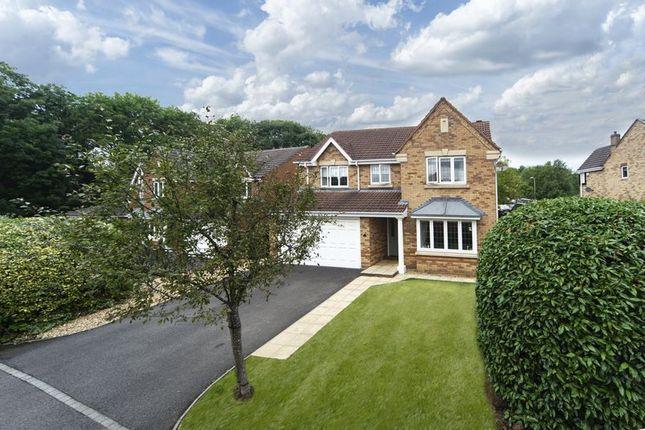 Thumbnail Detached house for sale in Arundel Close, Randlay, Telford, Shropshire.