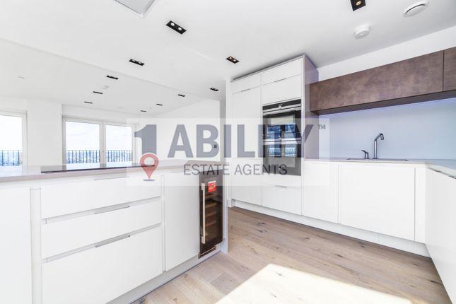 Thumbnail Flat to rent in Exchange Gardens, London