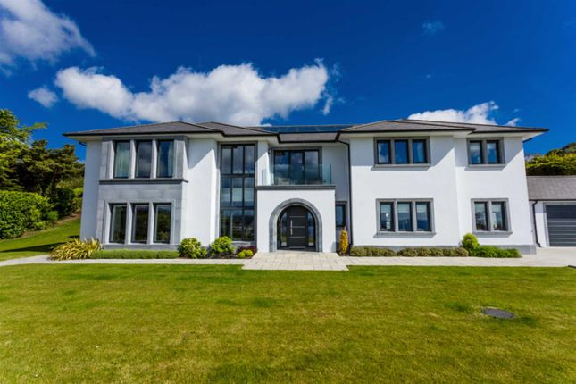Thumbnail Detached house for sale in Ramsey Road, Laxey, Isle Of Man