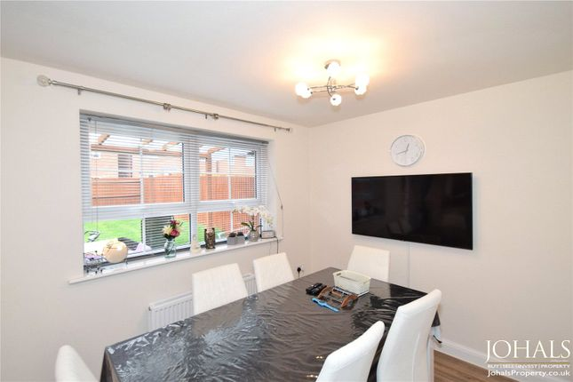 Dining Area of Gregory Way, Wigston, Leicestershire LE18