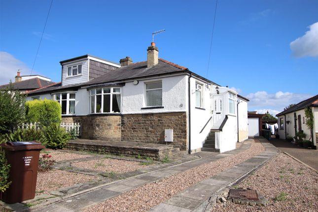 2 bed semi-detached bungalow for sale in Danum Drive, Baildon, Shipley BD17