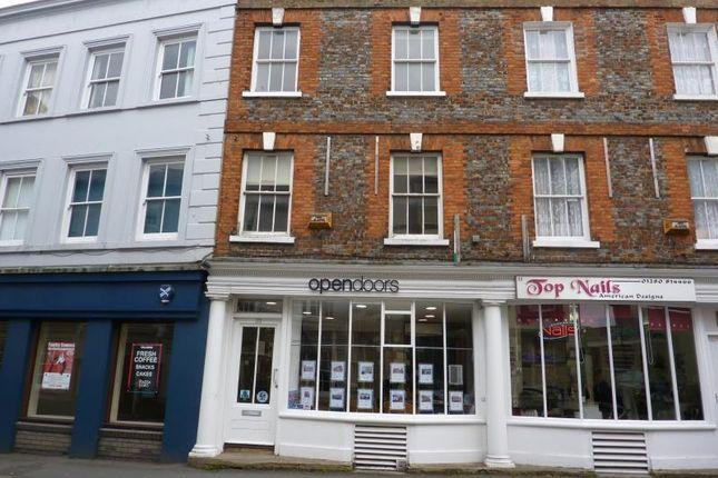Thumbnail Flat to rent in Castle Court, Buckingham