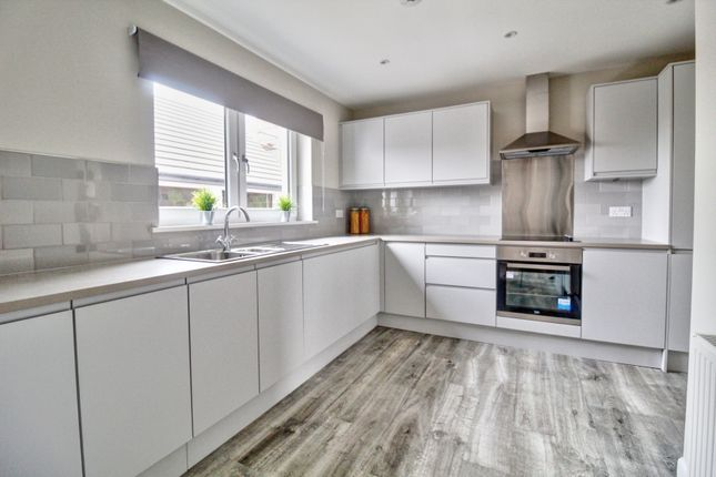 Kitchen of Dalziel Road, Inveraldie, Tealing, Dundee DD4