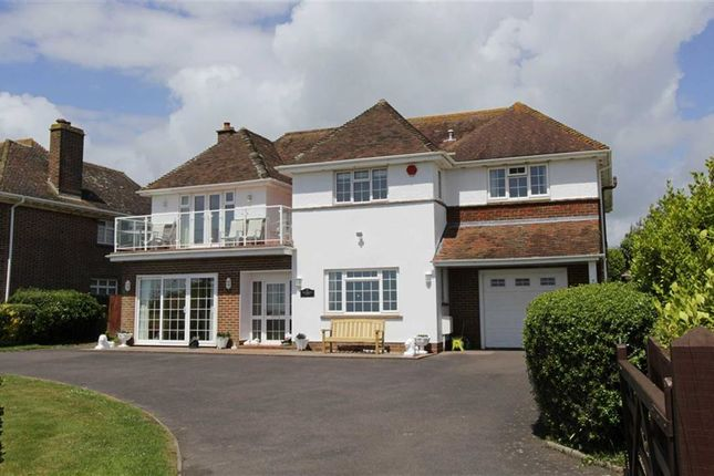 Thumbnail Property for sale in Marine Drive West, Barton On Sea, New Milton