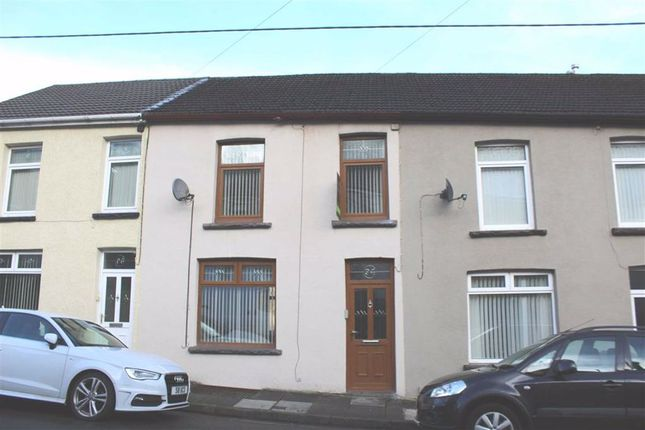 Terraced house to rent in Woodfield Terrace, Penrhiwceiber, Mountain Ash