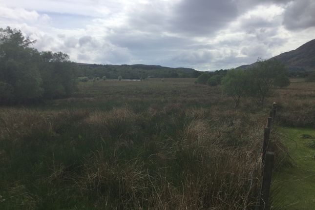 Thumbnail Farm for sale in Stronmilchan, Dalmally
