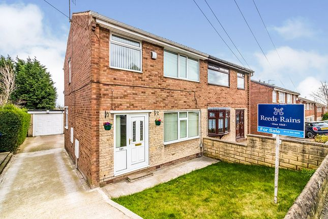 External of Jenkin Avenue, Sheffield, South Yorkshire S9