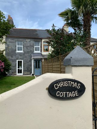 Thumbnail Cottage to rent in 3 Beaumont Terrace, Saltash