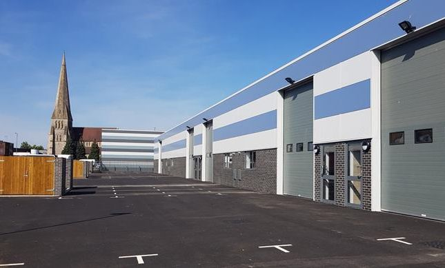 Thumbnail Warehouse to let in Units 1-6 Manor House Business Park, Third Avenue, Southampton, South East