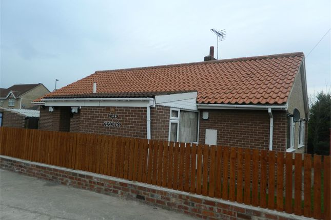 Thumbnail Bungalow to rent in Rowley Lane, South Elmsall