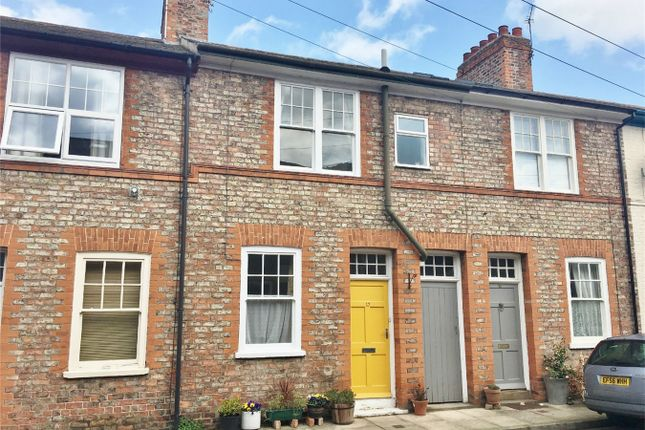 Thumbnail Terraced house for sale in Levisham Street, Off Fulford Road, York