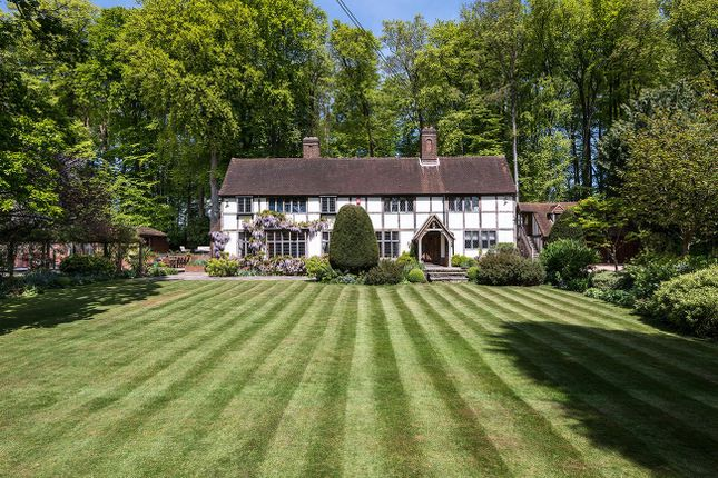 Thumbnail Detached house for sale in Witheridge Lane, Penn, Buckinghamshire